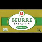 beurres crèmes matières grasses
